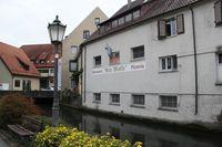 Alte Molke in Ehingen (Foto Simon Haas)